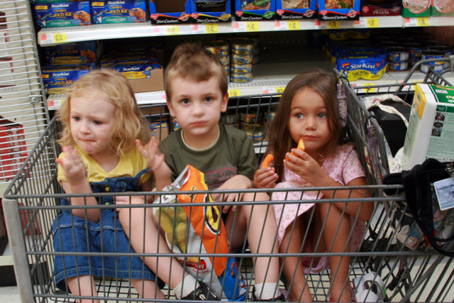 ShoppingCartKids