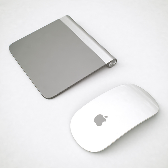 MagicMouse+Trackpad